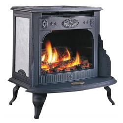 Fireside Franklin Soapstone Gas Stove
