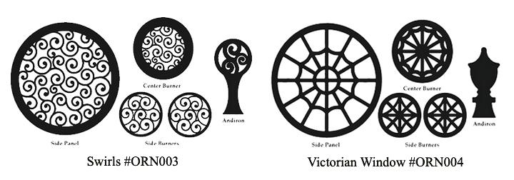 Woodstock Soapstone Ornamental Designs