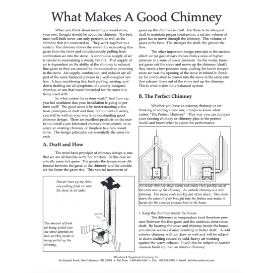 What Makes a Good Chimney?
