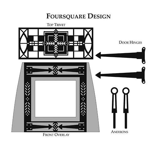 Foursquare Design